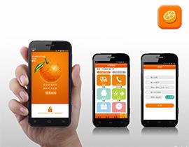 东方智启科技APP开发-橙果新闻app案例