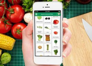 东方智启科技APP开发-送菜上门app开发解决方案