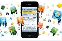 移动办公app开发,OA系统开发