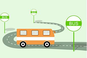 东方智启科技APP开发-智能公交app开发解决方案