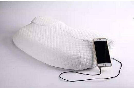 东方智启科技APP开发-智能枕头app开发 睡眠小助手