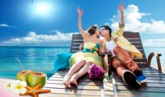 东方智启科技APP开发-蜜月旅行app开发 新婚夫妻的好帮手
