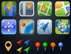 东方智启科技APP开发-地图app开发增加周边跑更有吸引力