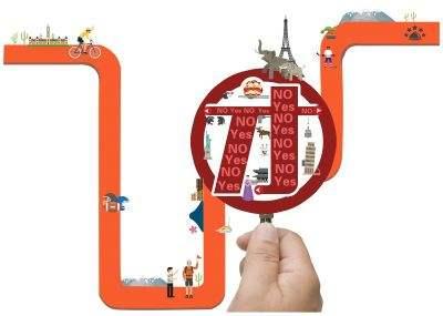 国庆小长假拼团旅游app刷起来