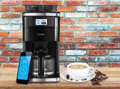 东方智启科技APP开发-智能咖啡机APP开发 切入办公场景