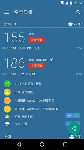 深圳空气质量APP开发