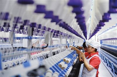 东方智启科技APP开发-智能纺织APP开发 打开纺织业巨大市场