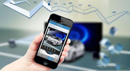 东方智启科技APP开发-智慧停车APP开发优势分析