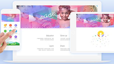东方智启科技APP开发-学前教育APP平台开发三大板块设计